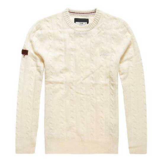 Superdry Harrow Cable Crew Neck