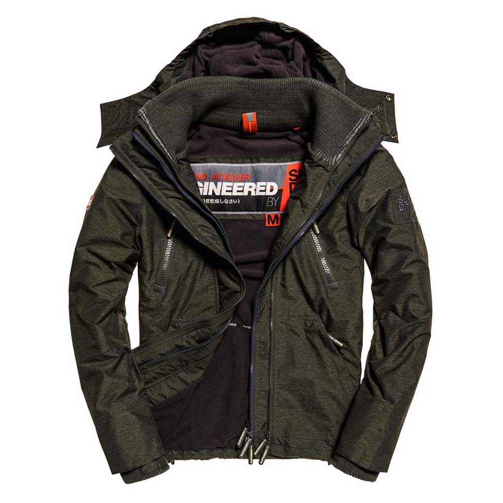 Superdry Hooded Arctic Wind Attacker