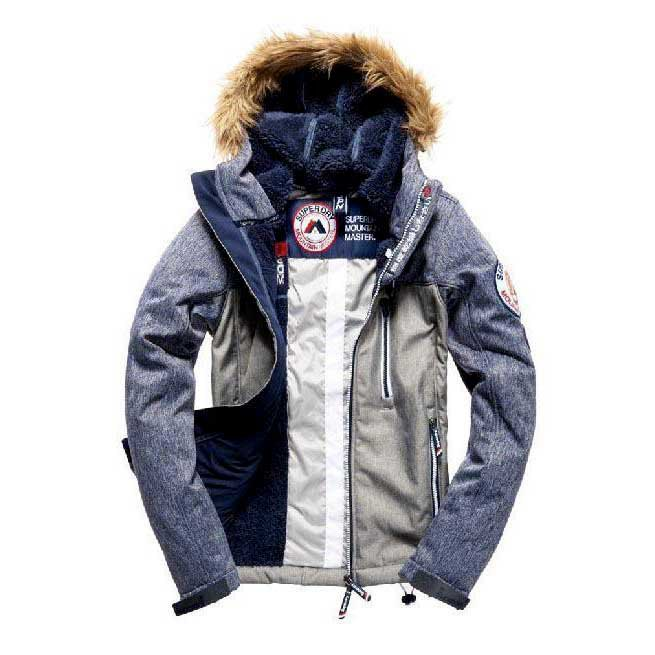 Superdry Hooded Mountain Marker W