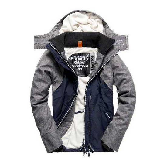 Superdry Hooded Wind Hybrid