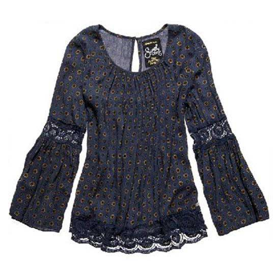Superdry Indianna Lacy Blouse