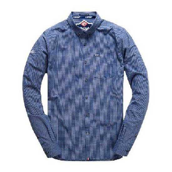 Superdry Ls London Button Down Shirt