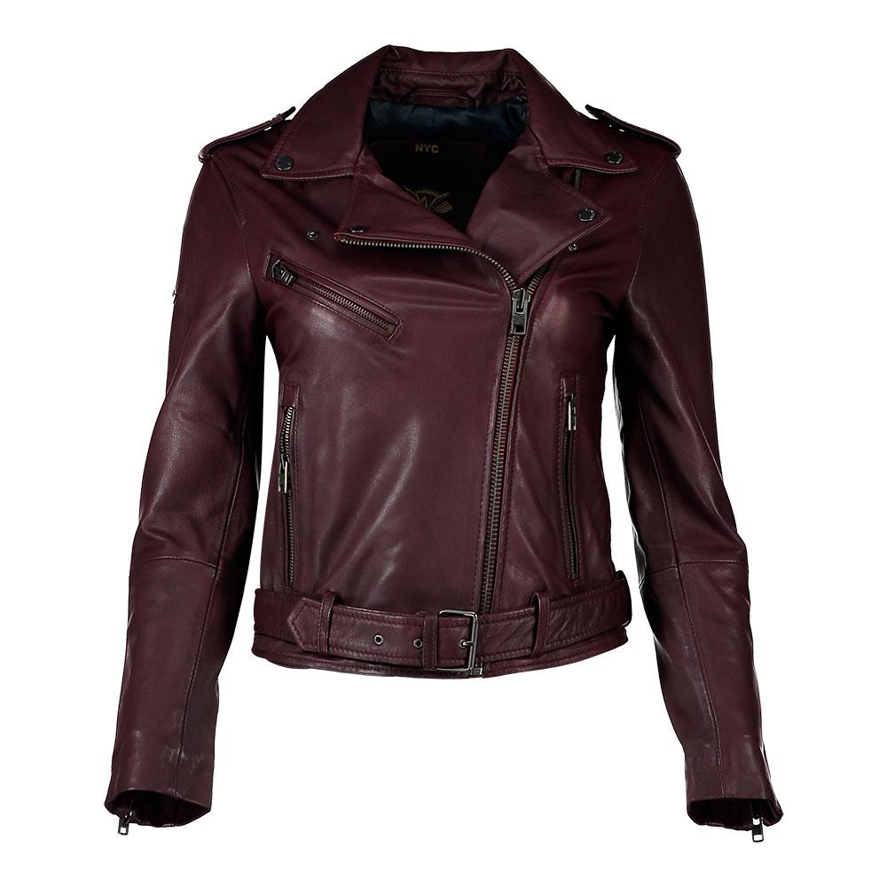 Superdry Luxe Leather Biker