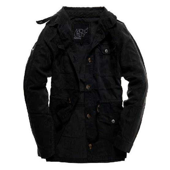 Superdry Luxe Utility Shirt Jacket