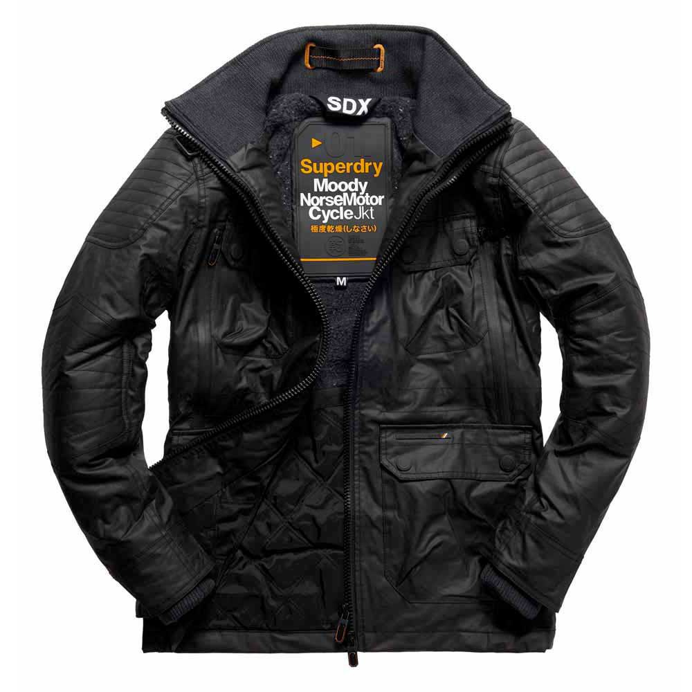 Superdry Moody Norse Motorcycle Jacket