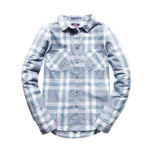 Superdry New Lumberjack Twil Shirt