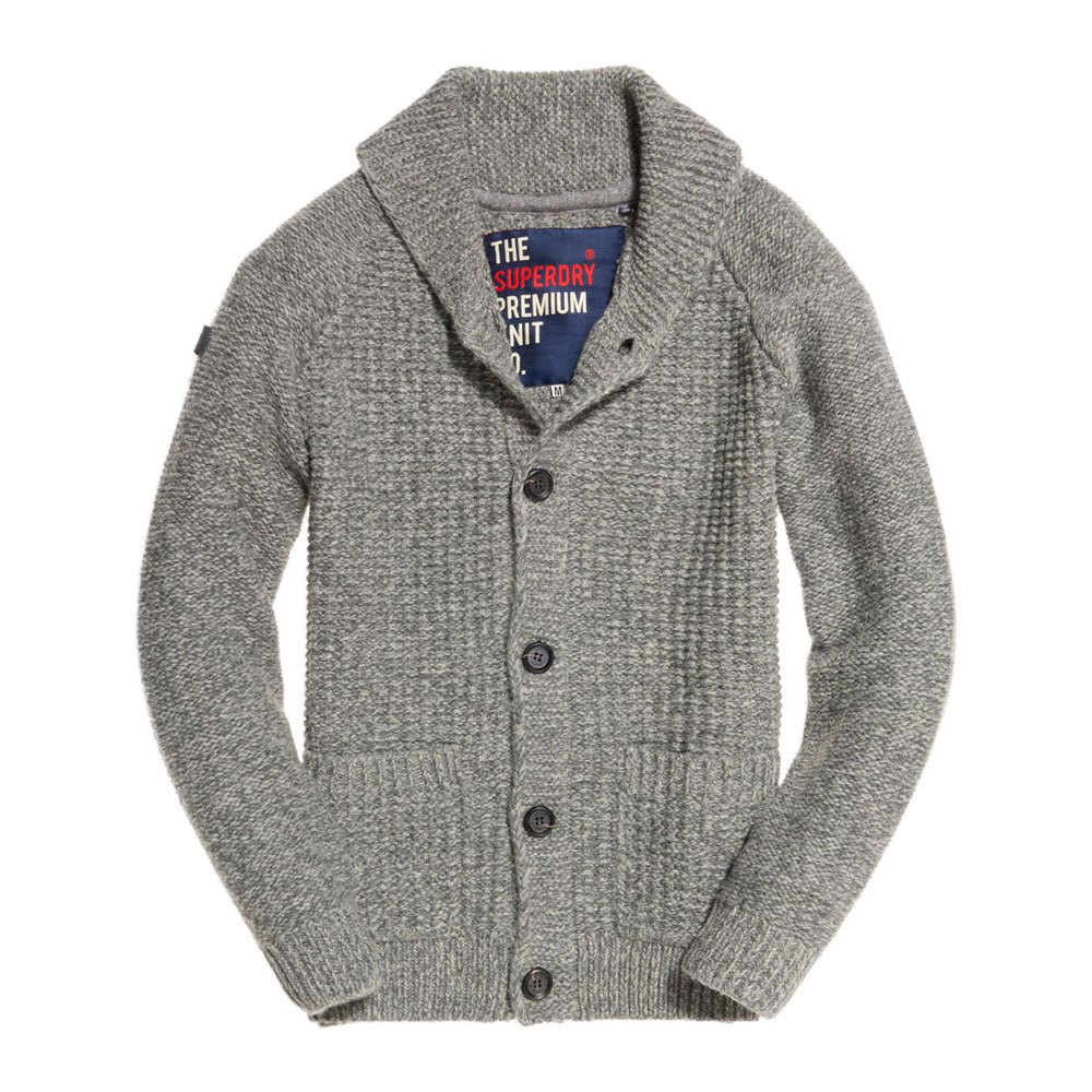 Superdry Nordic Textured Cardigan