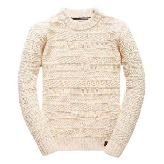 Superdry Nordic Textured Crew