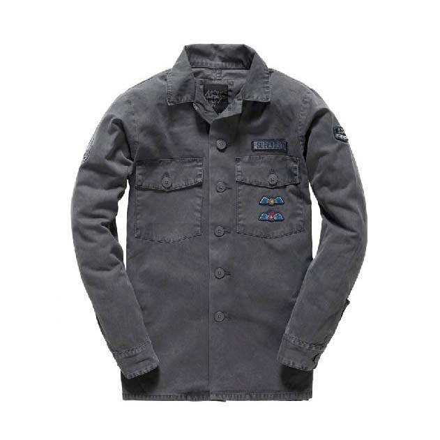 Superdry North Military Shirt