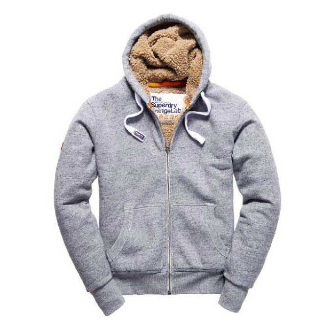 Superdry O L Heavy Winter Zip Hood