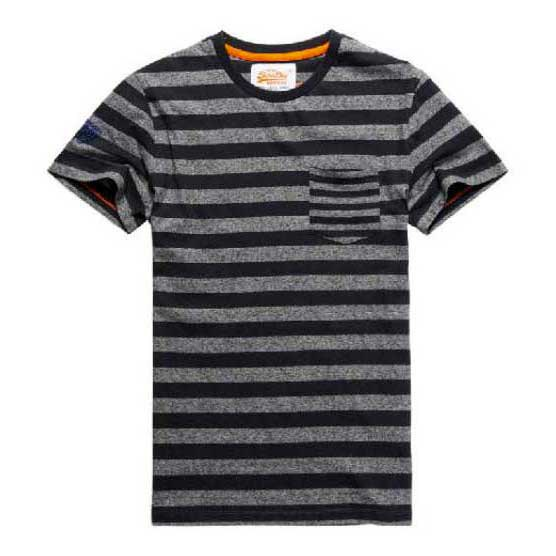Superdry O Stripe Pocket Ss Tee