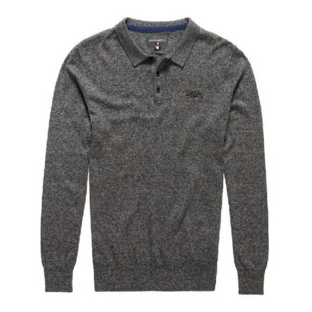 Superdry Orange Label Knit Polo