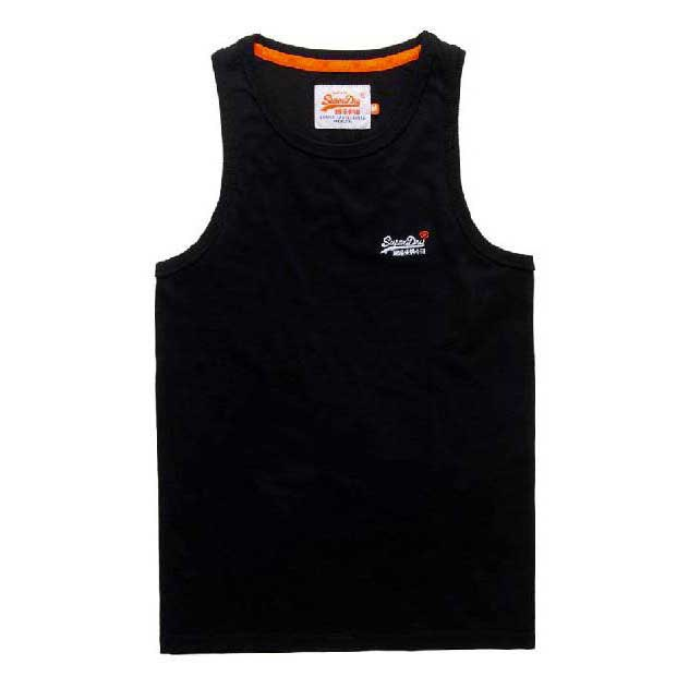 Superdry Orange Label Vintage Emb Vest