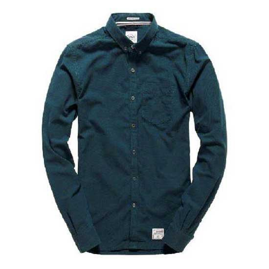 Superdry Pantechnicon Oxford Ls Shirt