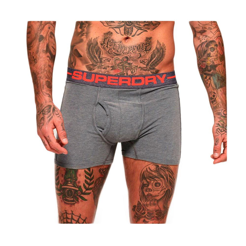 4a94193a3c4 Superdry Sport Boxer Double Pack