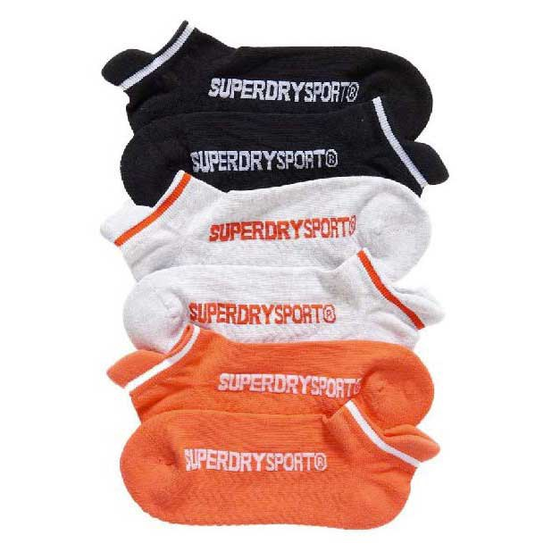Superdry Sport Trainer Sock Triple Pack