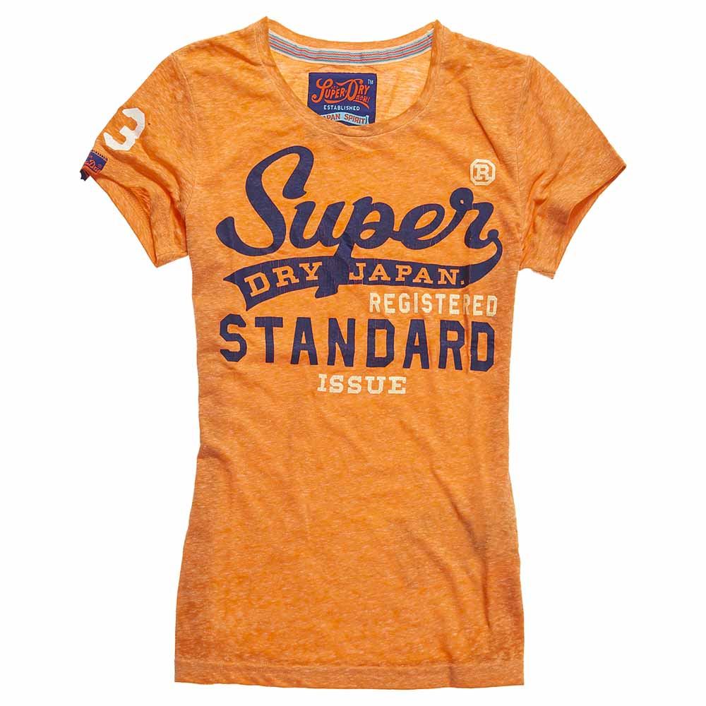 Superdry Standard Issue Burnout Tee
