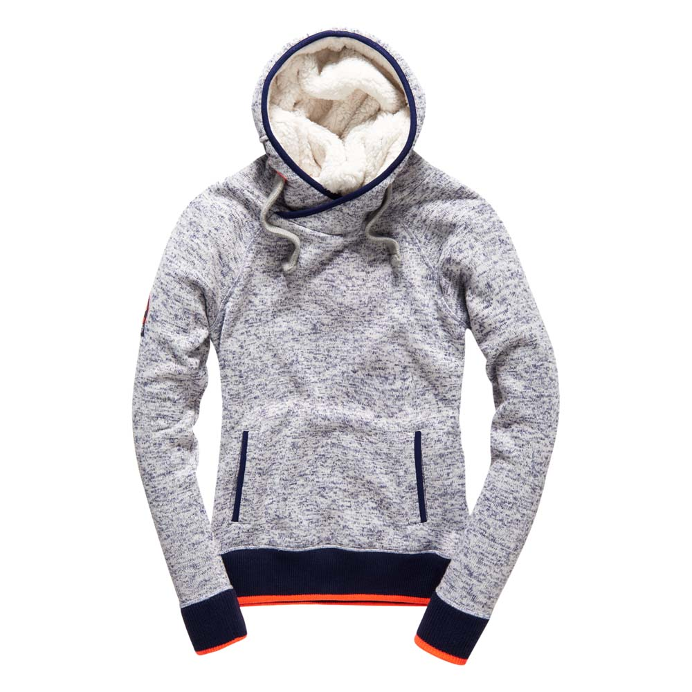 Superdry Storm Cross Neck Hood