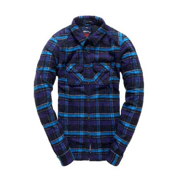 Superdry Super Milled Flanne Shirt