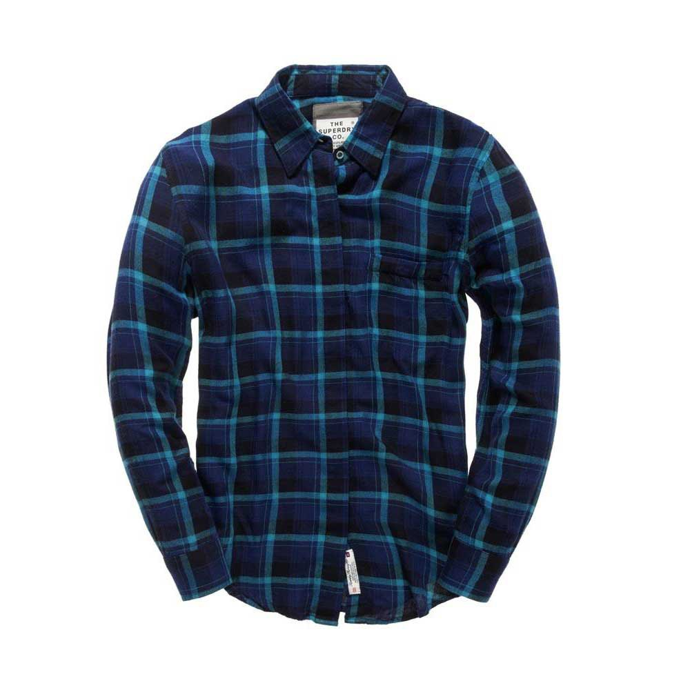 Superdry Supersized Checked Shirt