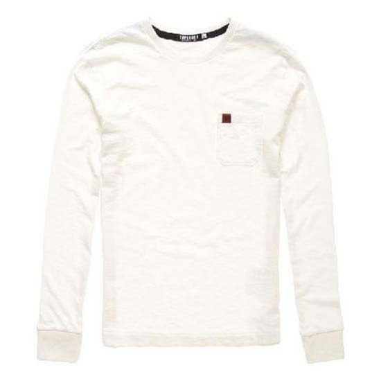 Superdry Surplus Goods Ls Pocket Tee