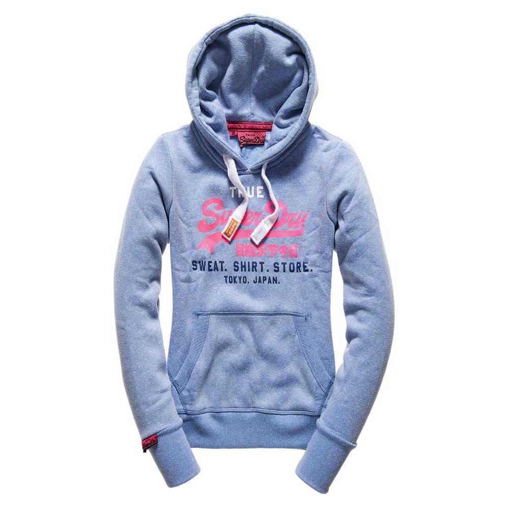 Superdry Sweat Shirt Store Hood