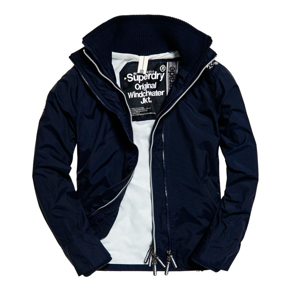 Superdry Technical Pop Zip Windcheater