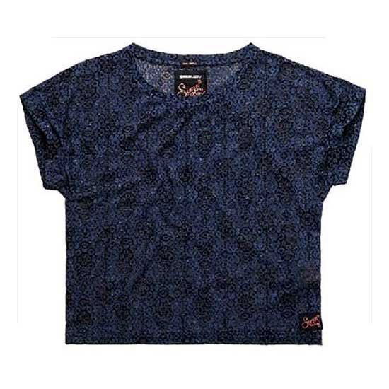 Superdry Texture Burnout Tee