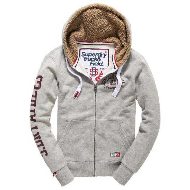 Superdry Trackster Winter Ziphood