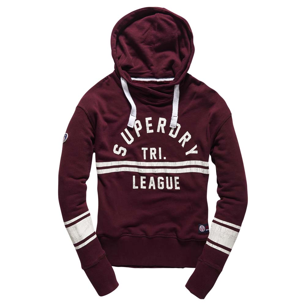 Superdry Tri League Slouch Hood