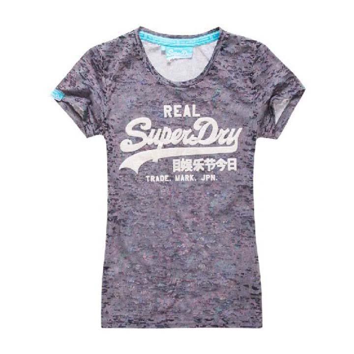 50204bb0e Superdry Vintage Logo Burn Out Aop Tee , Dressinn T-shirts