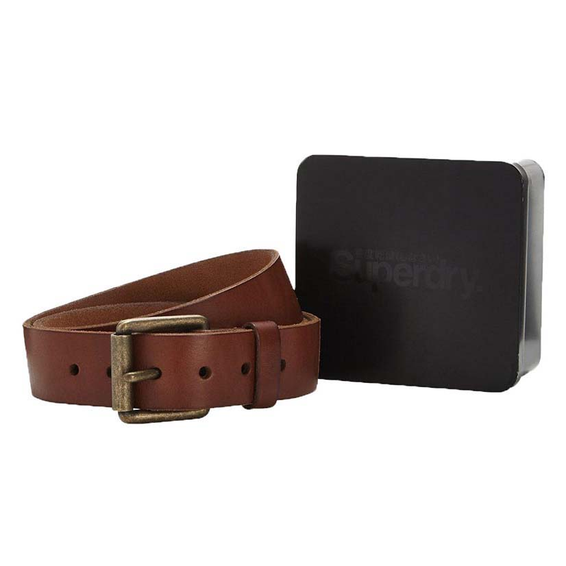 Superdry Western Classic Belt In A Tin