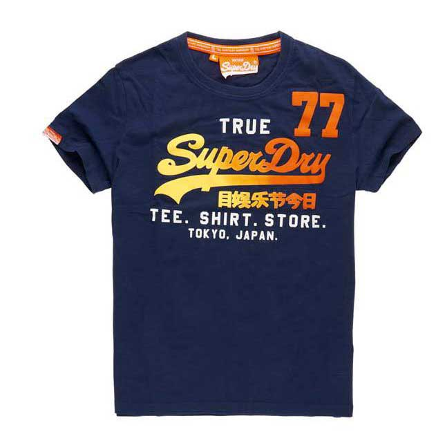 Superdry Shirt Shop 77 Tee