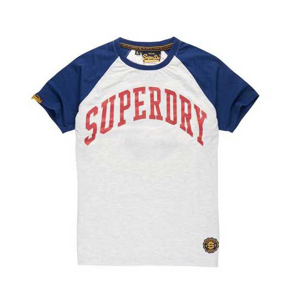 Superdry Team Tigers Raglan Tee