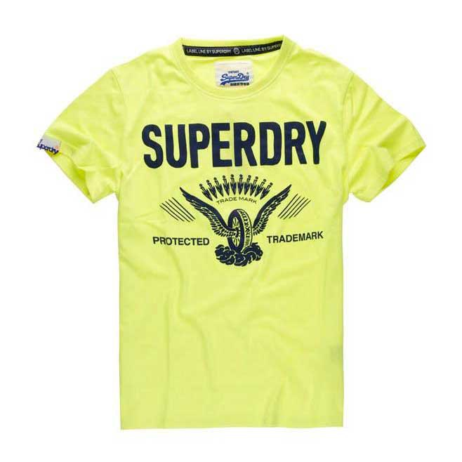Superdry Protected Label Line Tee
