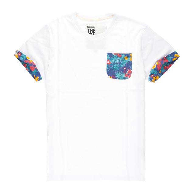 Superdry Festival Pocket Aop Tee