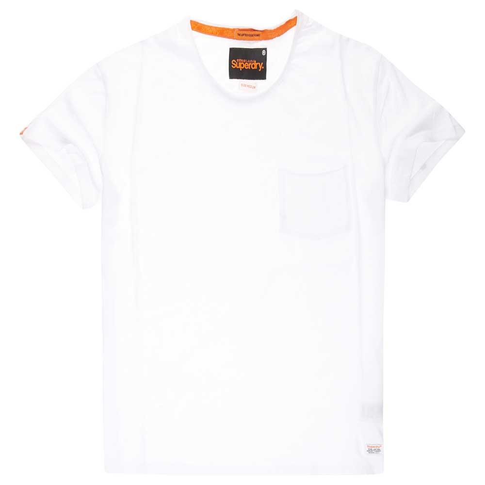 Superdry Lite Loomed Cut Curl Tee