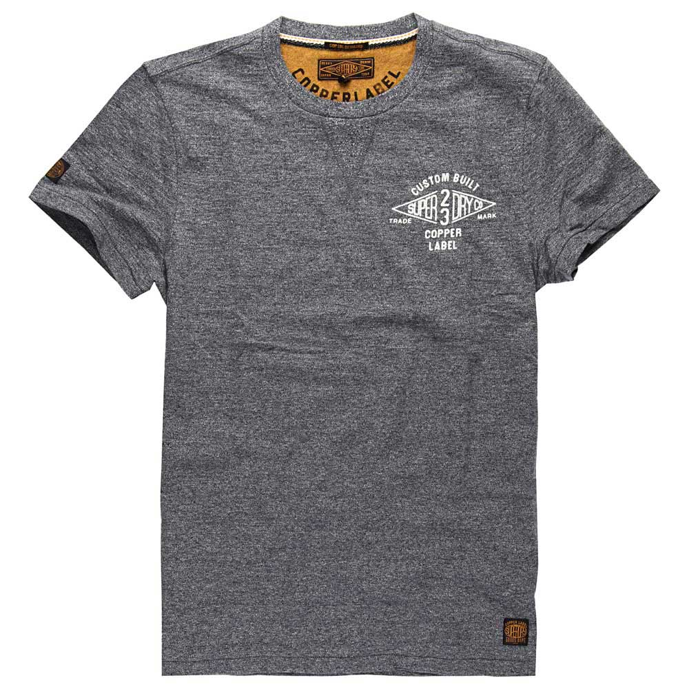 Superdry Copper Label Burbank Ss Tee