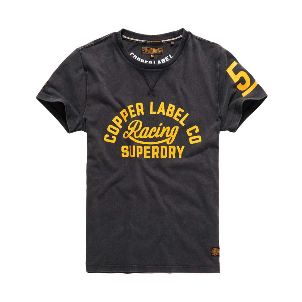 Superdry Copper Label Cafe Racer Ss Tee