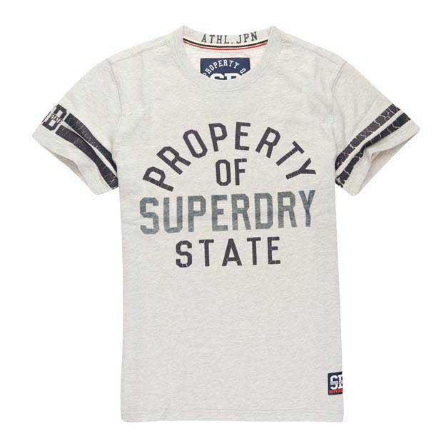 Superdry Super State Varsity Ss Tee
