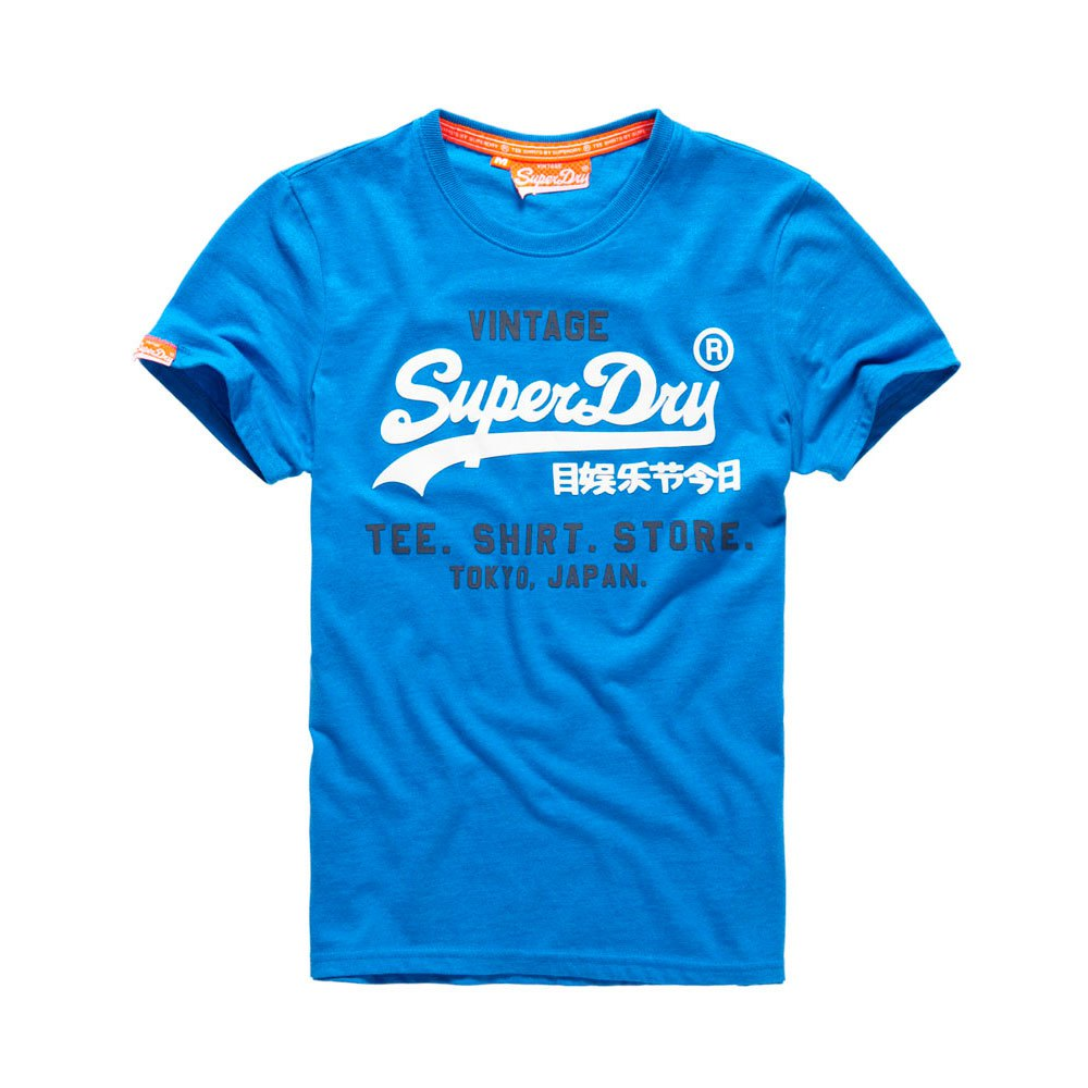 Superdry Shirt Shop Duo Tee