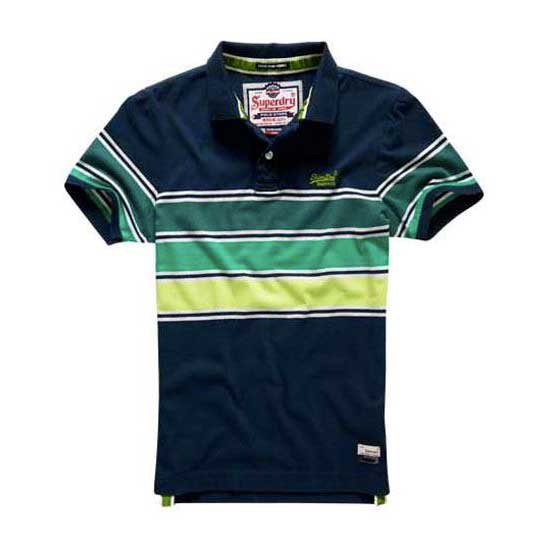 Superdry Chest Band Grindle Polo