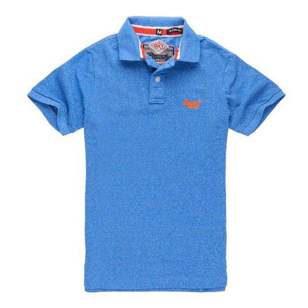 Superdry Grindle Ss Pique Polo