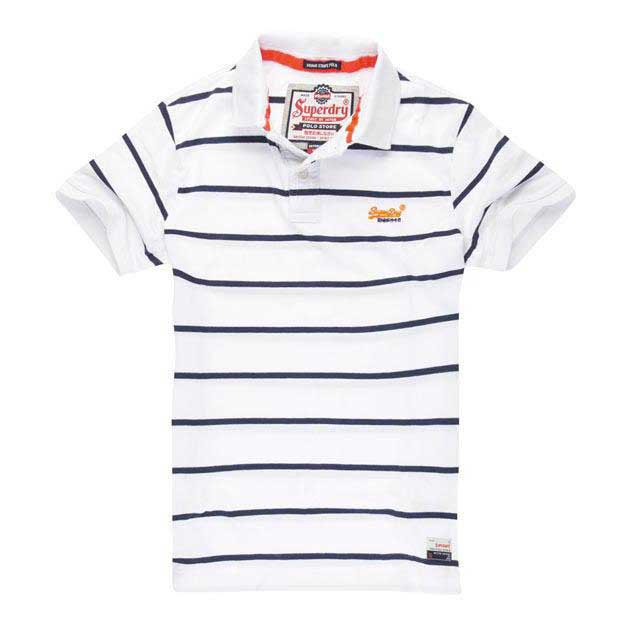 Superdry Miami Stripe Polo