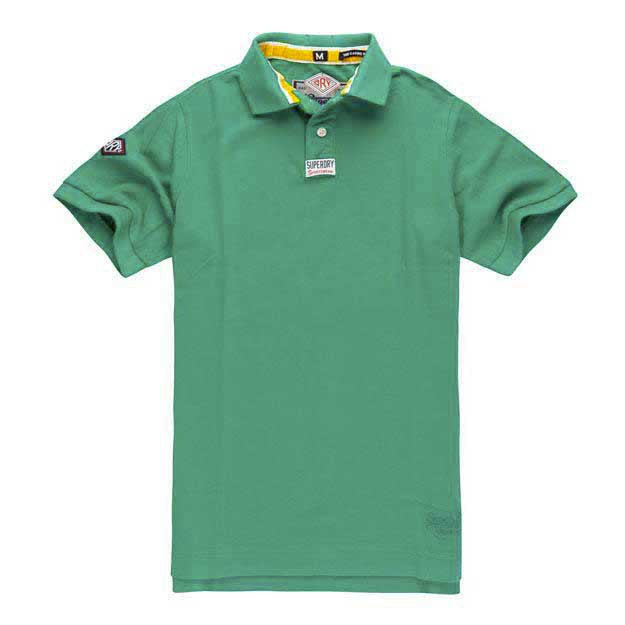 Superdry Ss Classic Pique Polo