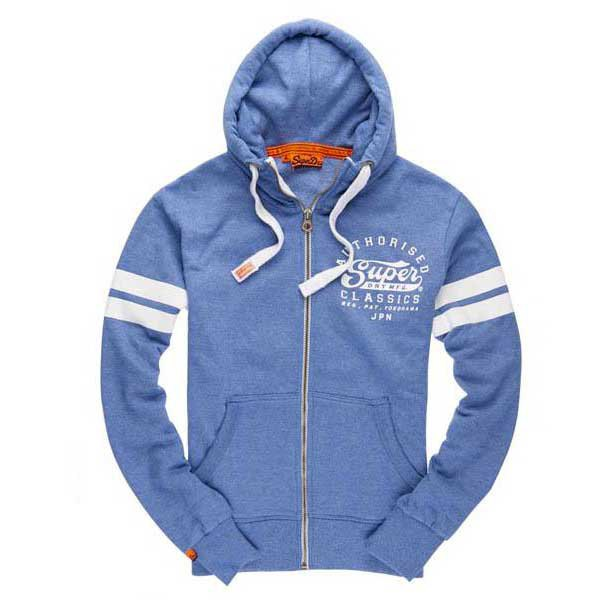 Superdry Big Number Ziphood