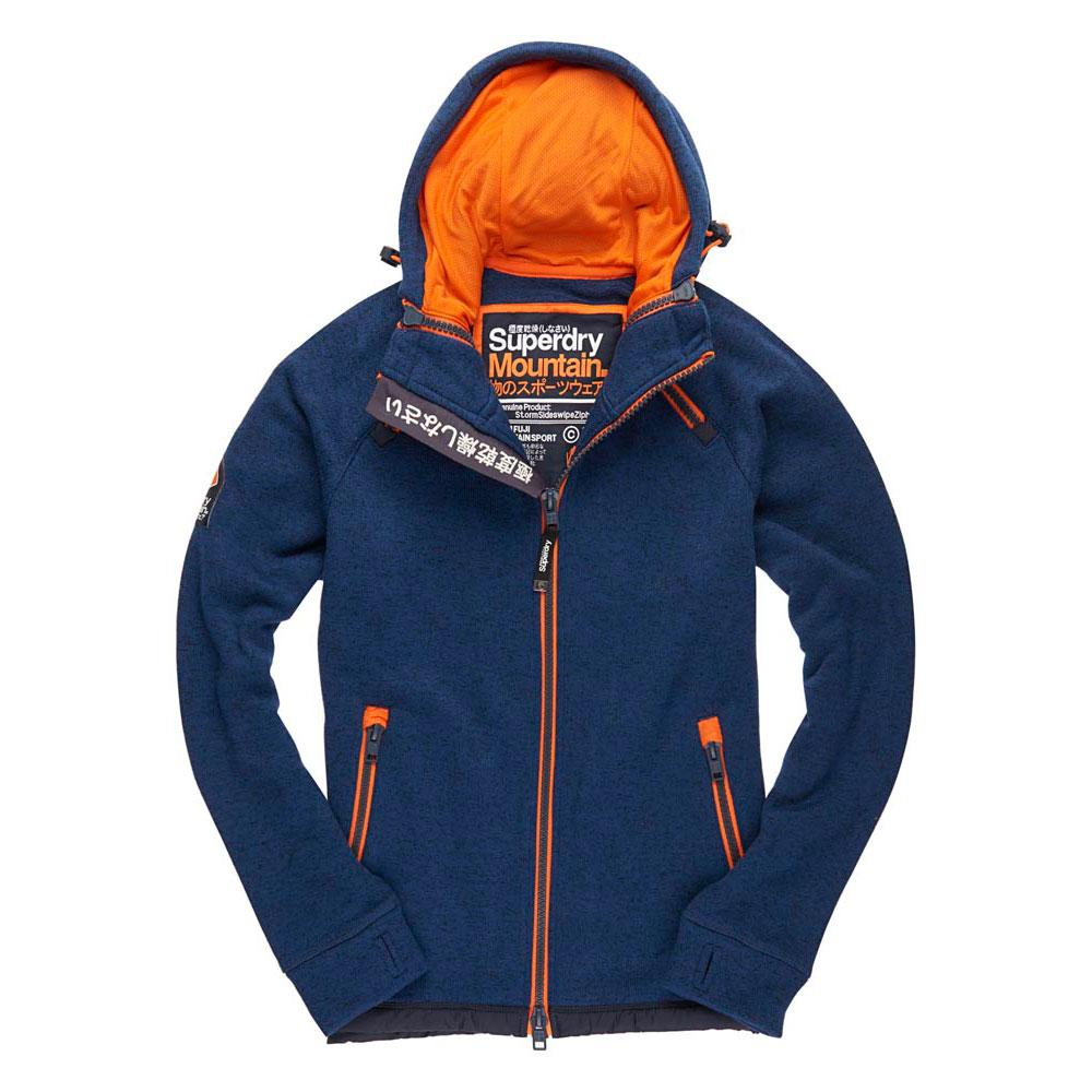 Superdry Storm Double Ziphood