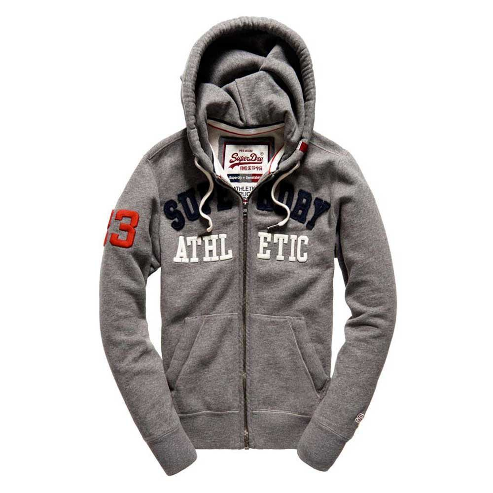 Superdry Core Applique Ziphood