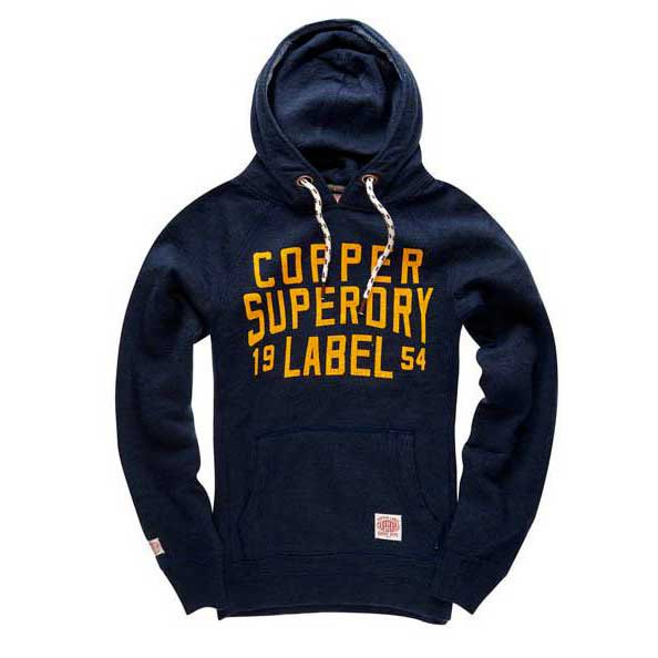 Superdry Copper Label Piston Hood