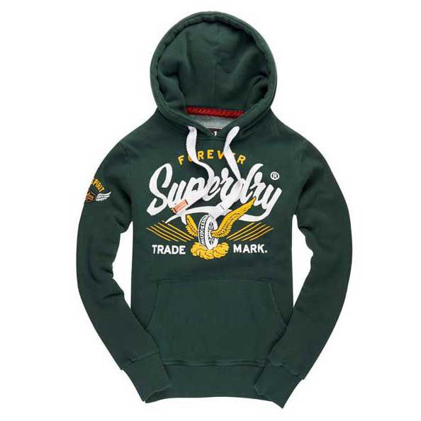 Superdry Chop Shop Hood